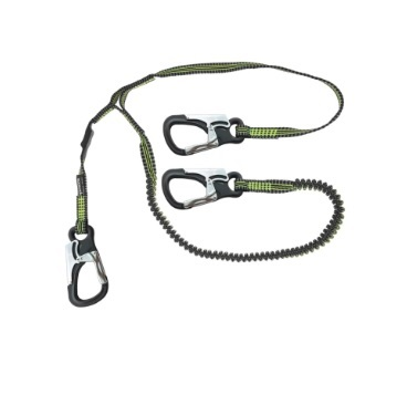 Performance Safety Line Three Clip 2 m