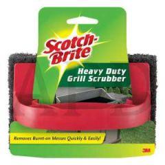 Scotch-Brite Scrub Brush Grill Black