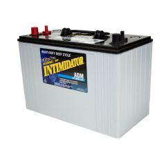 AGM Battery Deep Cycle GRP31 1000 MCA 12V