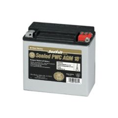 AGM PWC Power Sports Battery Lead Acid ETX16L 12V