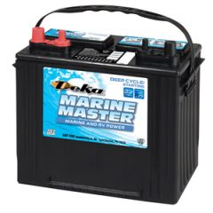 Dual Purpose Battery Deep Cycle Wet DP24 685 MCA 12V
