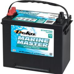 Starting Battery Sealed 24M6 650 MCA 12V