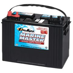Deep Cycle Battery Wet DC27 715 MCA 12V