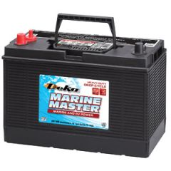 Deep Cycle Battery Wet DC31DT 810 MCA 12V