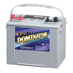 Deep Cycle Battery Gel GRP24 750 MCA 12V
