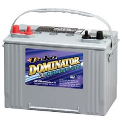 Deep Cycle Battery Gel GRP27 700 MCA 12V