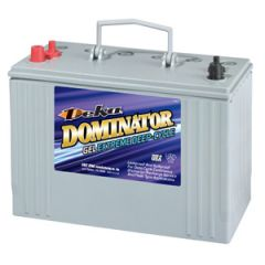 Deep Cycle Battery Gel GRP31 780 MCA 12V
