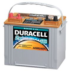 AGM Battery Deep Cycle GRP24 800 MCA 12V