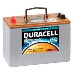 AGM Battery Deep Cycle GRP31 1000 MCA 12V