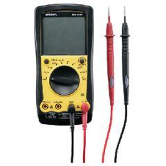 Digital Multimeter Autorange 9 Function