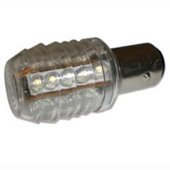 Single Contact Index Bulb 24 LED Vari Volt 360 Degree 10V/30V