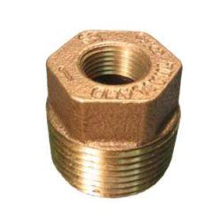 """Pipe Bushing Bronze 1"""" X 1/2"""""""