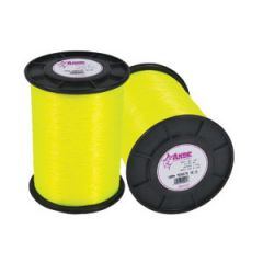 Ande Monster Monofilament 60lb Yellow 1lb Spool