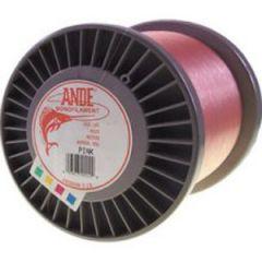 Ande Premium Monofilament 60lb Pink 2lb Spool
