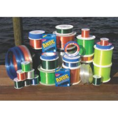 Ande Back Country Monofilament 50lb Green Envy 1lb Spool