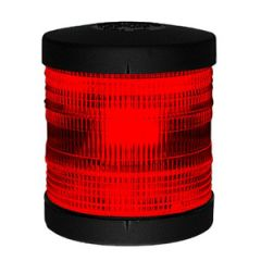 Red Navigation Light Series 25 All Round Red 360 Mast Mount