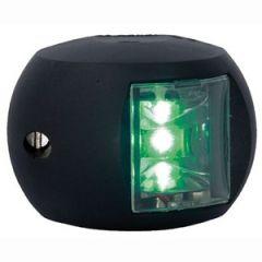 Starboard Navigation Light Series 33 Green Side Mount
