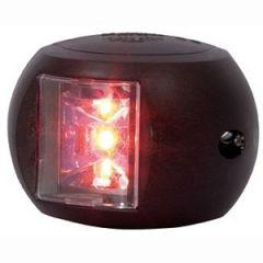 Port Navigation Light Series 33 Red Side Mount