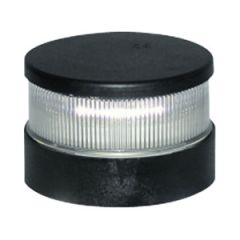 Anchor LED Navigation Light Series 34 All Round White Mast Mount Black Housing