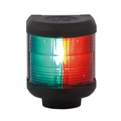 Bi Color Navigation Light Series 40 Red & Green Pedestal Mount