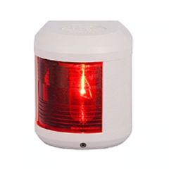Port Navigation Light Series 41 Red Side Mount Black Housing