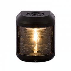 Stern Navigation Light Series 41White Transom Mount Black Housing