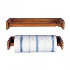 Paper Towel Holder Teak 31.5 cm x 11 cm x 4.5 cm