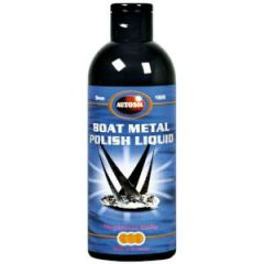 Autosol Boat Metal Polish Liquid Bottle 250ml