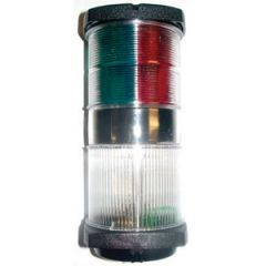 Tri Color & Anchor Navigation Light Mast Mount