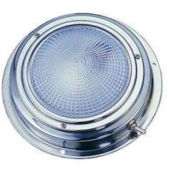 Stainless Steel Dome light, 3 inch light