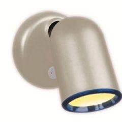 LED Reading Light Cool White Swivel Head Nylon 12V