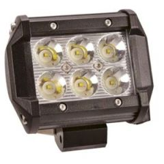 Light, LED 60∗ Beam 10-30v w/Bracket