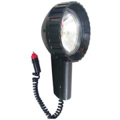 Halogen Hand Held Spotlight Plastic 55W 12V