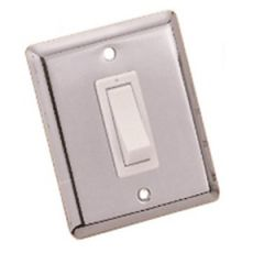 Wall Switch S/S 50.8 x 63.5MM