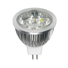 LED MR16 Bulb Warm White 4 LED 4W 12V