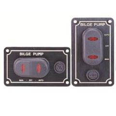 Bilge Pump Switch Waterproof, Vertical Mount