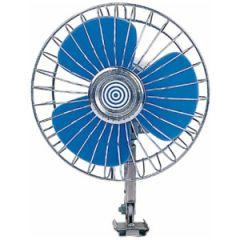 "Fan Oscillating PVC Coated 6"" 24V"