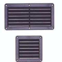 "Ventilator Black ABS 10"" x 5"""