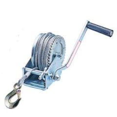 Trailer winch 1200lbs, with cable