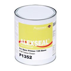 135 Epoxy PrimerTwo Part Yellow or Green Base Liquid 1 pt P1352