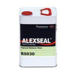 Topcoat Spray Reducer Medium 505 qt R5050