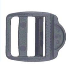 Ladder Lock Buckle, 38mm/1 1/2""