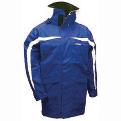 Offshore Super Dry Jacket Blue & White MED