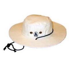 Sailing Hat Canvas Natural LRG