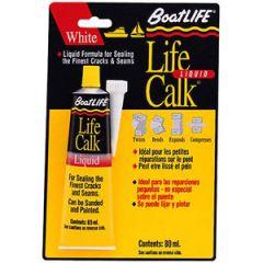 Life Calk Sealant White Cartridge 10 oz
