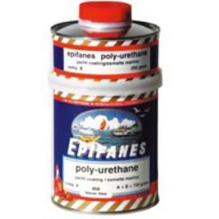 Polyurethane Varnish Kit Clear Gloss Two Part 0.75 L
