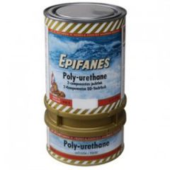 Polyurethane Topcoat Two Part Cream 750 g