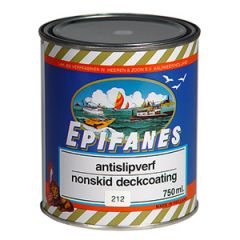 Nonskid Deck Coating One Part Grey 750 ml