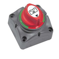 Mini Battery Selector Switch Four Position