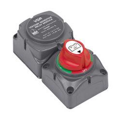 Battery Selector Switch Single Engine Module w/Dual VSR